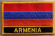 Flag Patch - Armenia 09